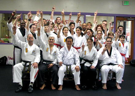 US Black Belt Testing